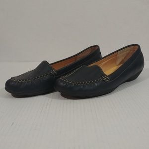 Softspots Slide On Leather Loafers sz 11N